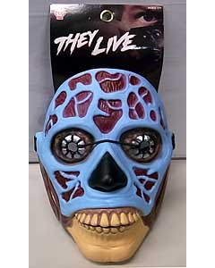 TRICK OR TREAT STUDIOS THEY LIVE ALIEN INJECTION FACE MASK #2