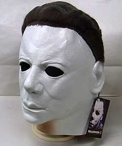 TRICK OR TREAT STUDIOS ラバーマスク HALLOWEEN 4: THE RETURN OF MICHAEL MYERS MICHAEL MYERS [POSTER MASK]