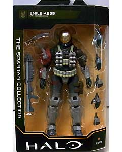 JAZWARES HALO 6.5インチアクションフィギュア THE SPARTAN COLLECTION SERIES 2 EMILE-A239