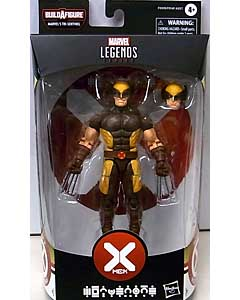 HASBRO MARVEL LEGENDS 2021 X-MEN WAVE 6.0 [TRI-SENTINEL SERIES] WOLVERINE