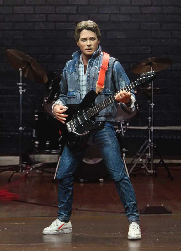 NECA BACK TO THE FUTURE 7インチアクションフィギュア BACK TO THE FUTURE ULTIMATE MARTY McFLY [AUDITION]