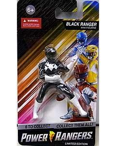 PREXIO POWER RANGERS MINI FIGURINE BLACK RANGER