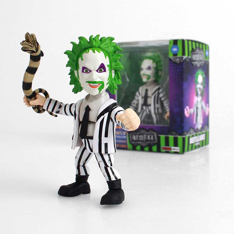 THE LOYAL SUBJECTS ACTION VINYLS BEETLEJUICE