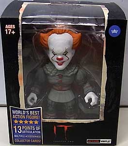 THE LOYAL SUBJECTS ACTION VINYLS IT CHAPTER TWO PENNYWISE