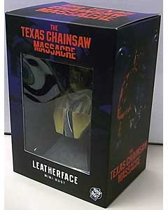 TRICK OR TREAT STUDIOS MINI BUST THE TEXAS CHAINSAW MASSACRE LEATHERFACE