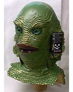 TRICK OR TREAT STUDIOS ラバーマスク UNIVERSAL CLASSIC MONSTERS CREATURE FROM THE BLACK LAGOON