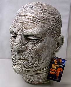 TRICK OR TREAT STUDIOS ラバーマスク UNIVERSAL CLASSIC MONSTERS IMHOTEP THE MUMMY
