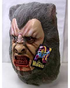 TRICK OR TREAT STUDIOS ラバーマスク HAMMER HORROR THE CURSE OF THE WEREWOLF