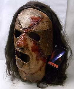 TRICK OR TREAT STUDIOS ラバーマスク THE TEXAS CHAINSAW MASSACRE 3 LEATHERFACE