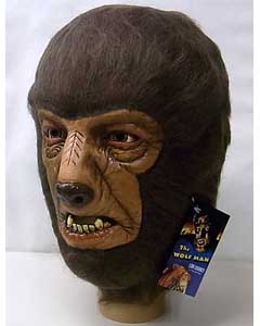 TRICK OR TREAT STUDIOS ラバーマスク UNIVERSAL CLASSIC MONSTERS THE WOLF MAN