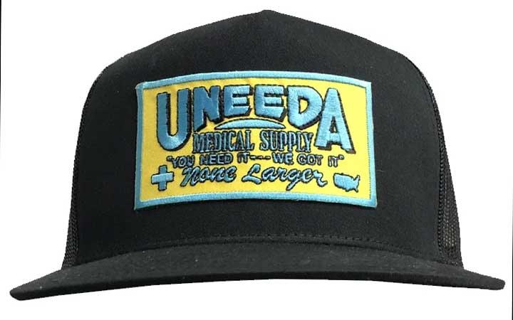 PALLBEARER PRESS ベースボールキャップ UNEEDA