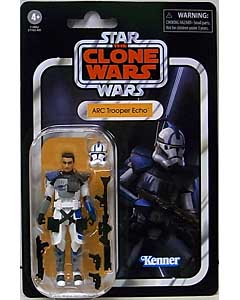 HASBRO STAR WARS 3.75インチアクションフィギュア THE VINTAGE COLLECTION 2021 ARC TROOPER ECHO [THE CLONE WARS] VC176