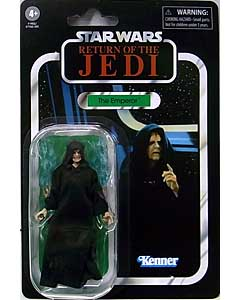 HASBRO STAR WARS 3.75インチアクションフィギュア THE VINTAGE COLLECTION 2021 THE EMPEROR [RETURN OF THE JEDI] VC200 台紙傷み特価