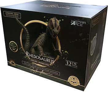 STAR ACE THE BEAST FROM 20,000 FATHOMS RHEDOSAURUS SOFT VINYL STATUE COLOR [DELUXE VERSION]