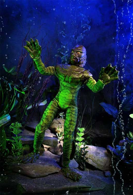MEGO 14INCH ACTION FIGURE CREATURE FROM THE BLACK LAGOON