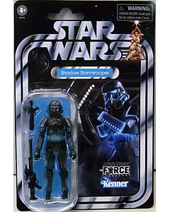 HASBRO STAR WARS 3.75インチアクションフィギュア THE VINTAGE COLLECTION 2021 SHADOW STORMTROOPER [THE FORCE UNLEASED] VC194