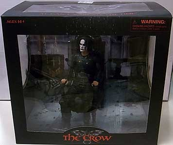 SDCC 2021 DIAMOND SELECT THE CROW DELUXE ACTION FIGURE