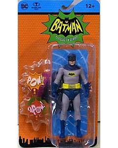 McFARLANE TOYS DC RETRO BATMAN CLASSIC TV SERIES 6インチアクションフィギュア BATMAN ブリスター&台紙傷み特価
