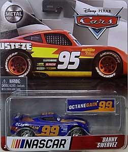 MATTEL CARS 2021 NASCAR SERIES シングル DANNY SWERVEZ