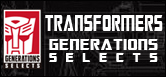 TRANSFORMERS GENERATIONS SELECT