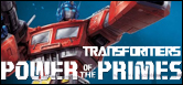 TRANSFORMERS GENERATIONS POWER OF THE PRIMES